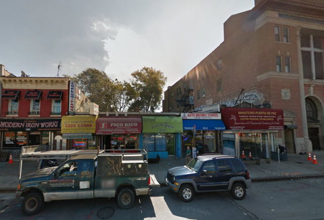 103-10 Northern Boulevard, image from Google Maps