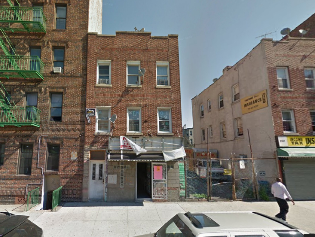 2527 Church Avenue, image from Google Maps