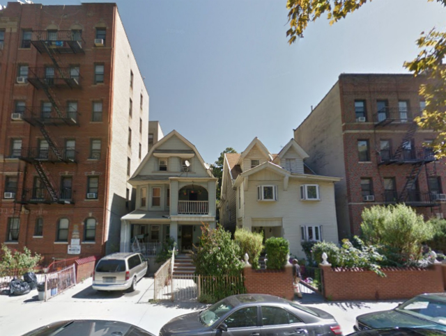 323 East 19th Street, image from Google Maps