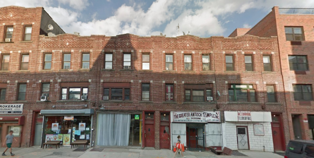 335-341 Nostrand Avenue, image from Google Maps