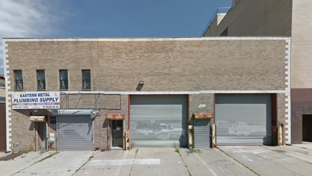 61 North 9th Street, image from Google Maps