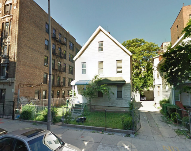 62 East 21st Street, image from Google Maps