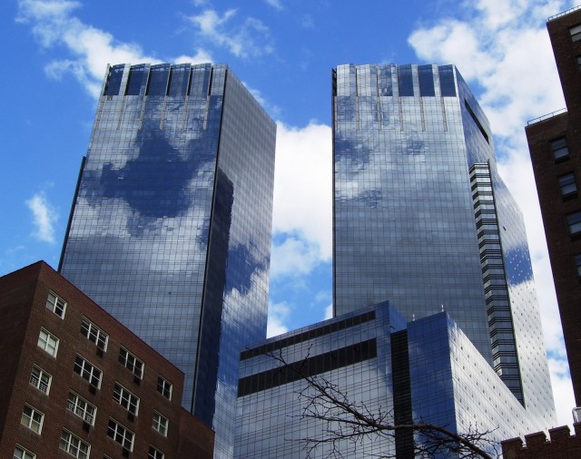 Time Warner Center, image from Wikipedia