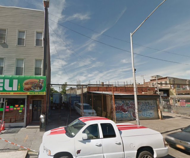 101 Morgan Avenue, image from Google Maps