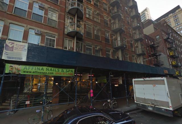 130 William Street (Fulton Street side), image from Google Maps