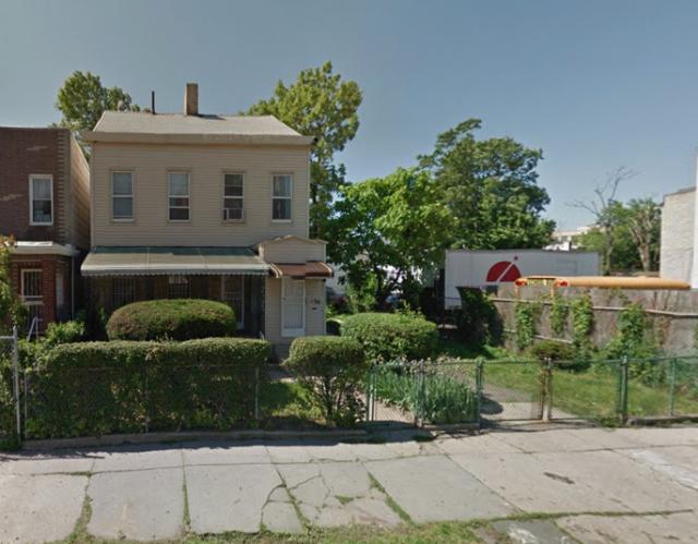 136 Erasmus Street, image from Google Maps