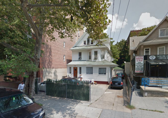 1753 East 12th Street, image from Google Maps