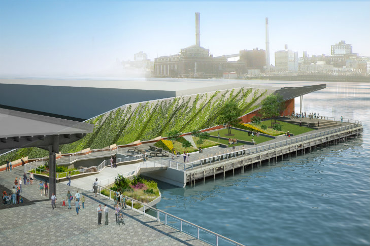 Pier 35 EcoPark