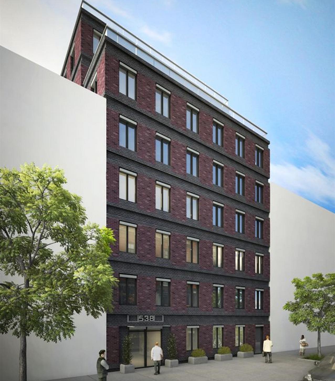 538 West 147th Street
