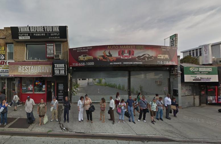 Permits Filed 167 14 Hillside Avenue Jamaica New York Yimby