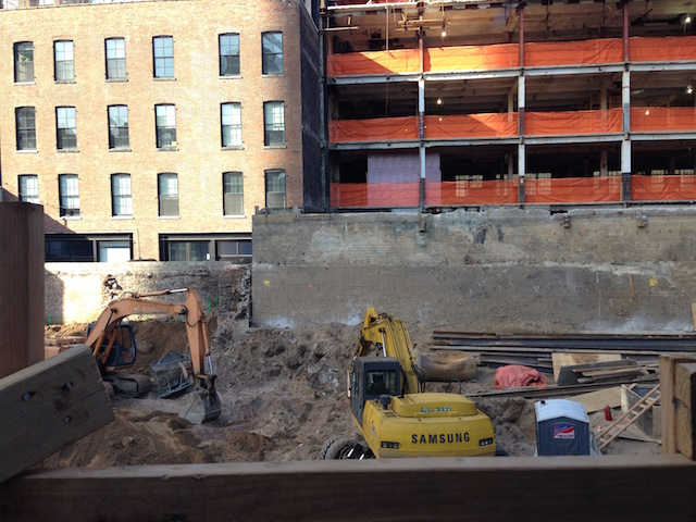 Construction Update: 181 Front Street and 200 Water Street, Dumbo ...