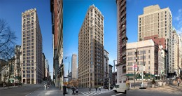 Renderings of 212 Fifth Avenue
