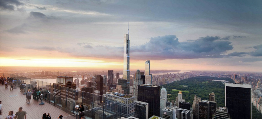 Revealed 217 West 57th Street Official Renderings For