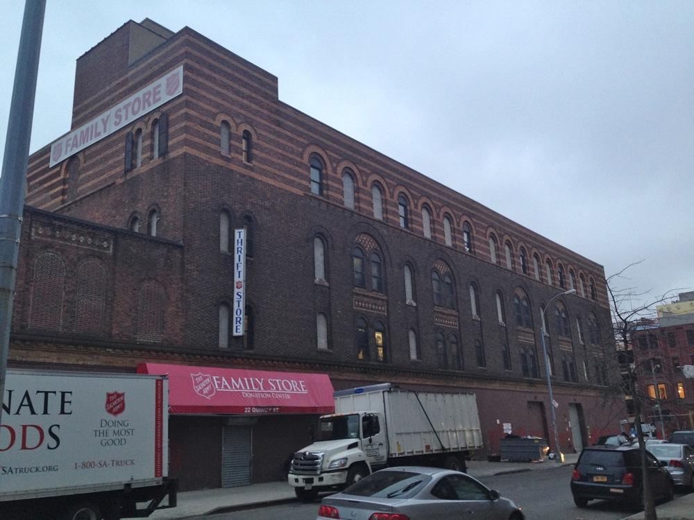 22 Quincy Street