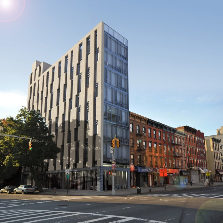 Construction Update: 2338 Second Avenue, East Harlem
