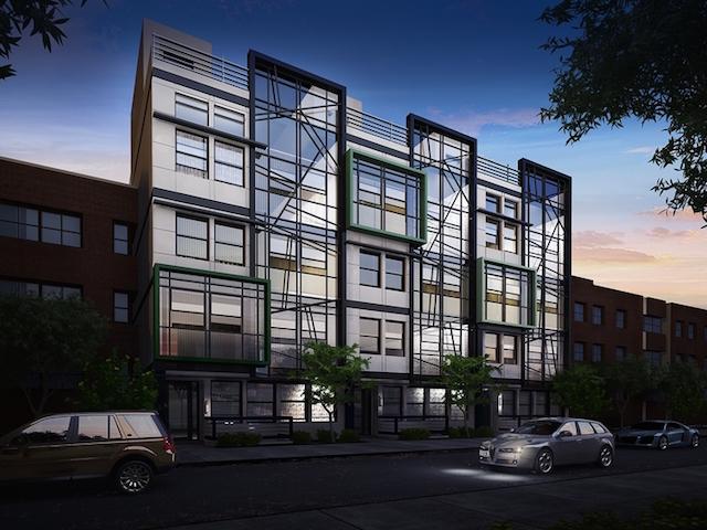 26 starr street bushwick rendering
