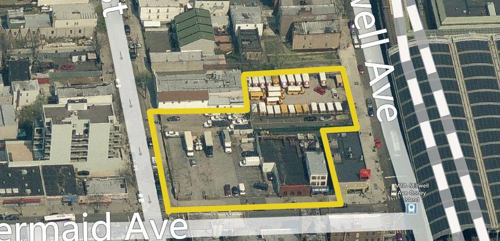 2885 west 15th street coney island bing maps