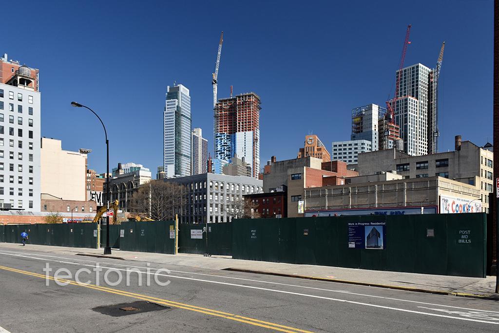 Brooklyn Skyline/Tectonic