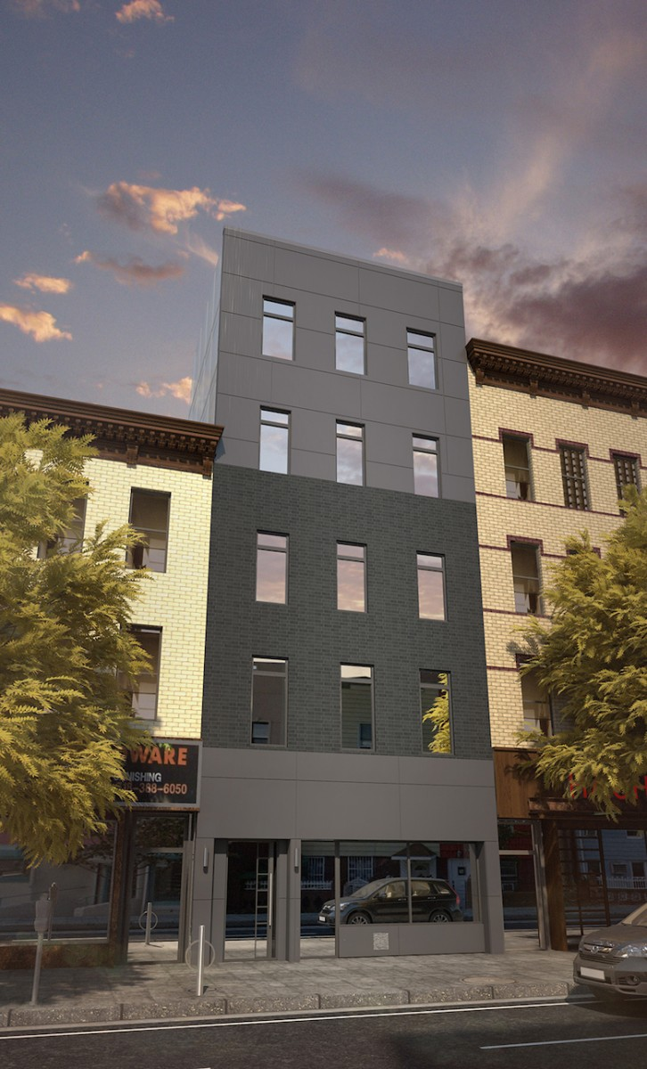 629 grand street williamsburg rendering