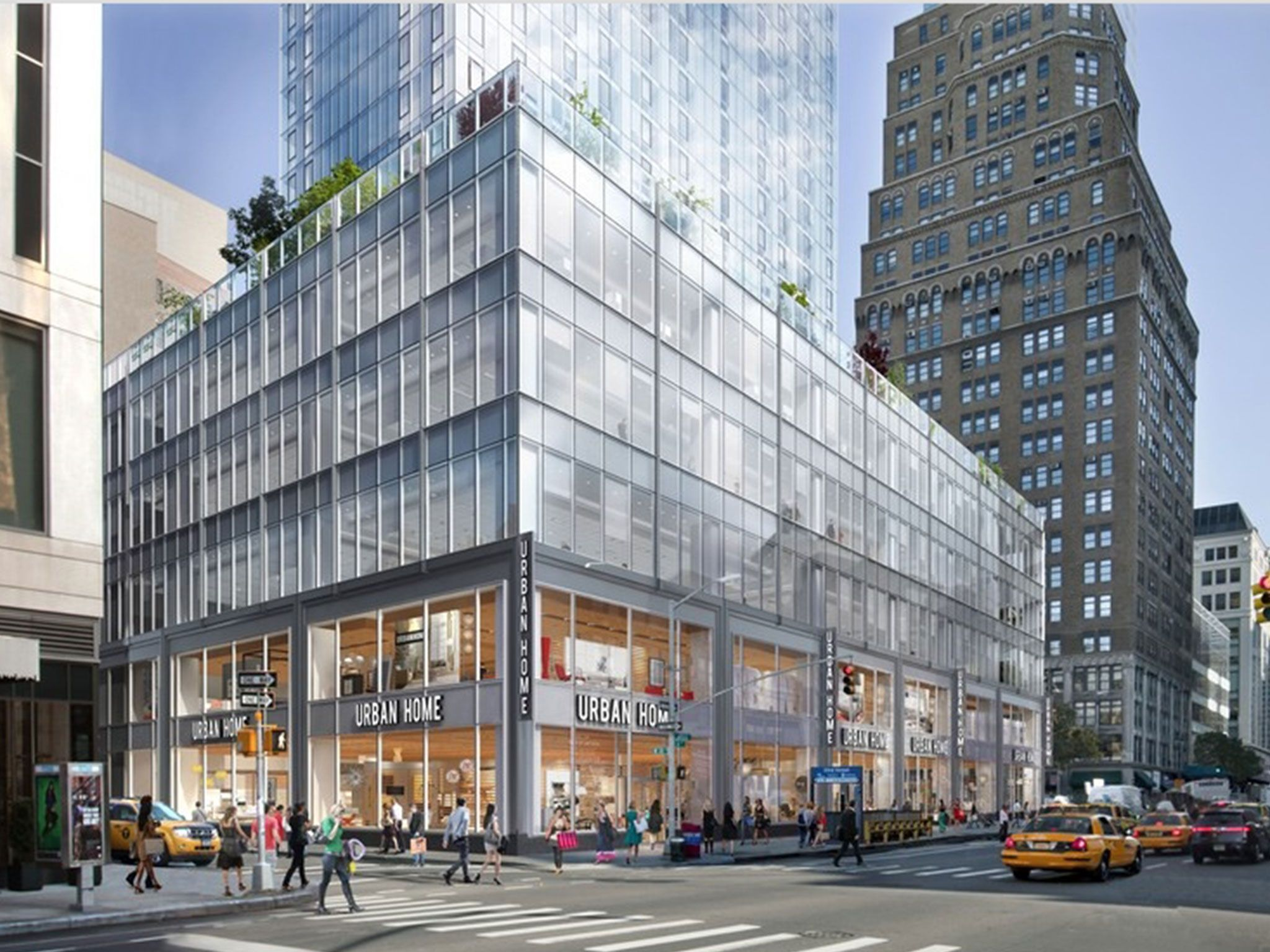 Cook Fox Architects New York Yimby