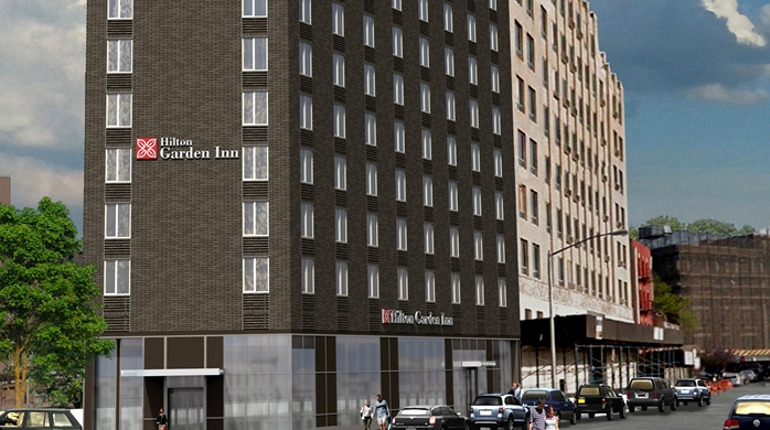 Hilton Garden Inn Opens at 2921 Queens Plaza North Long Island