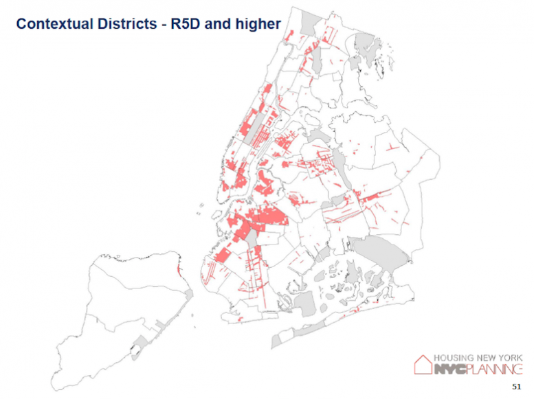 contextual districts city planning