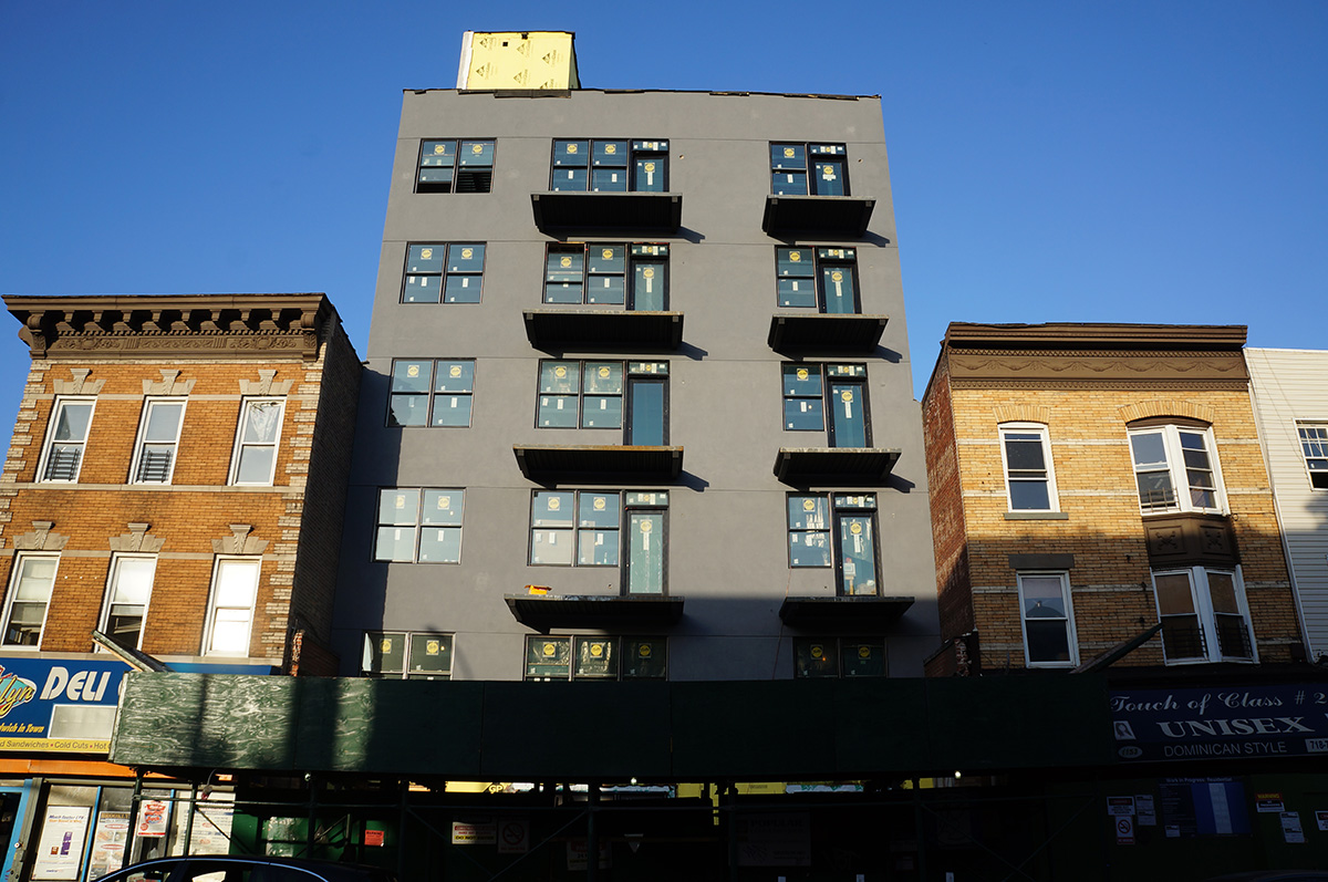 Construction Update: 1149 and 1153 Bedford Avenue, Bed-Stuy - New York YIMBY