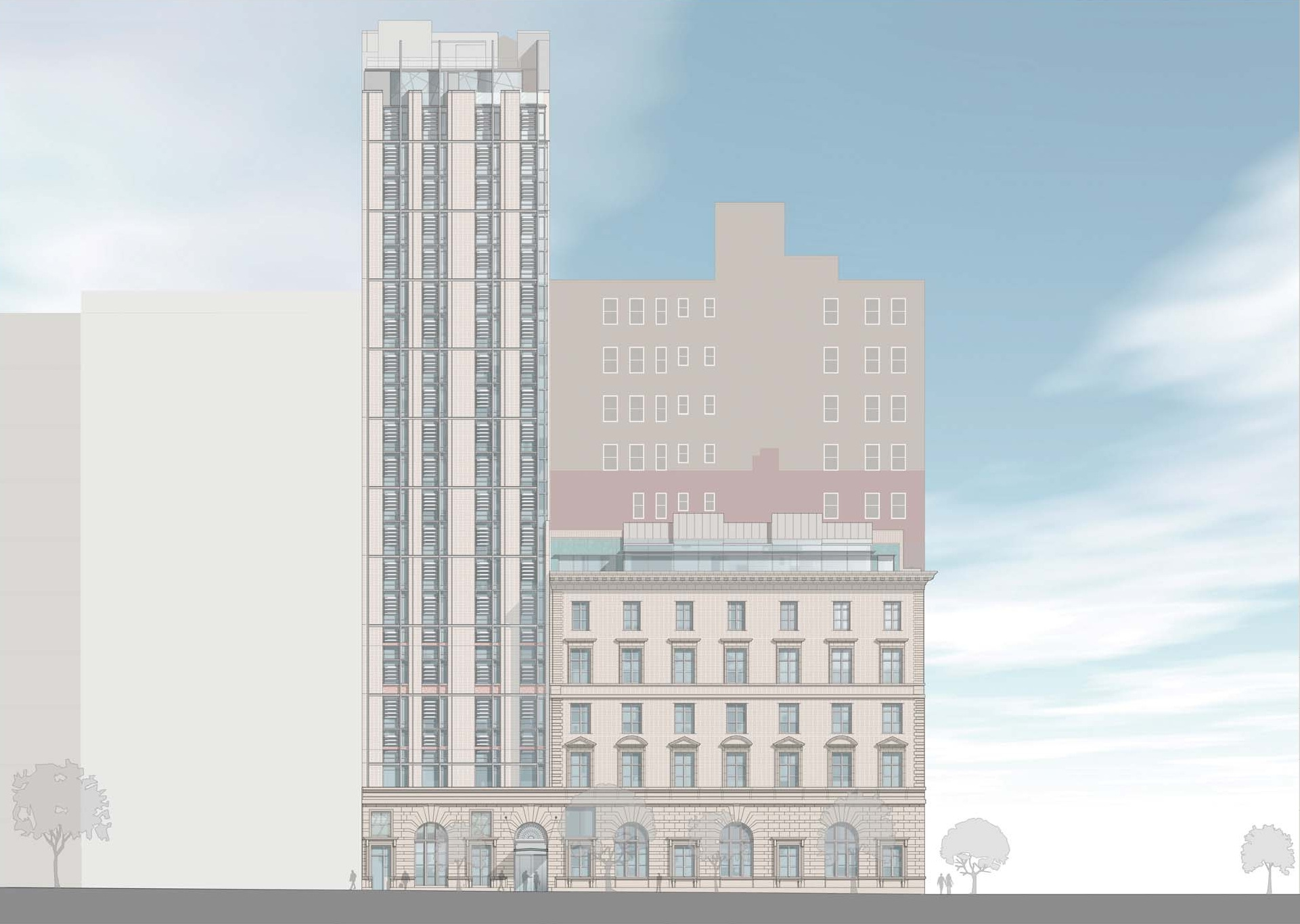 250 5th avenue 2012 rendering