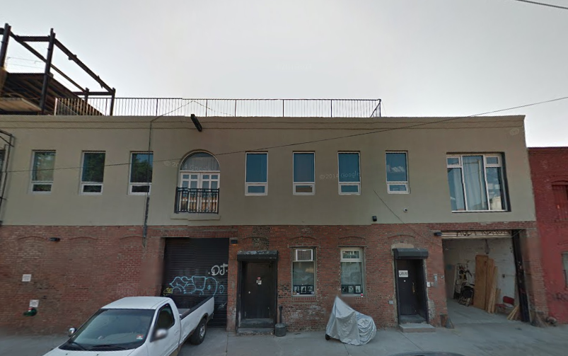 65 eckford street greenpoint gmaps