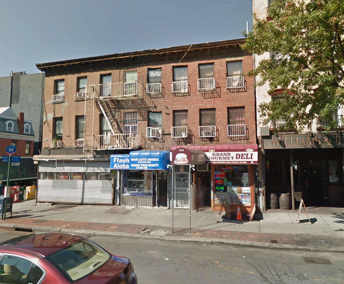 505 Grand Street