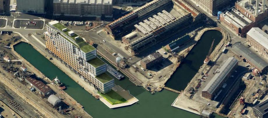 WeWork/WeLive Navy Yard