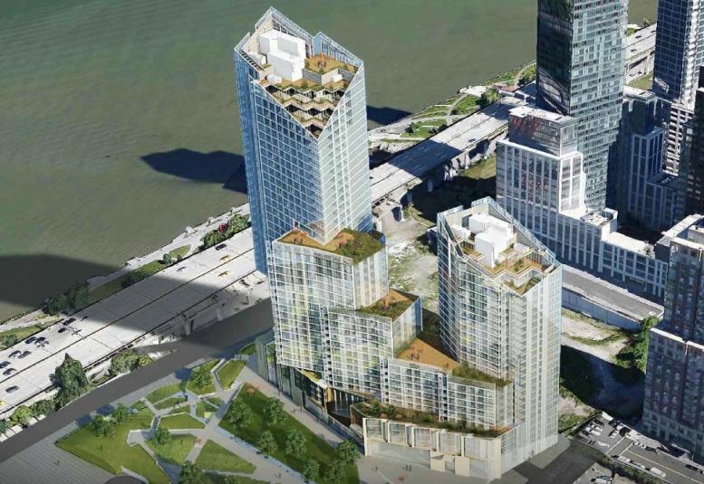 Building 1, Riverside Center