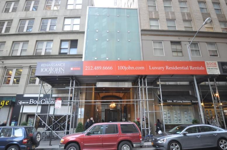 102 john street financial district