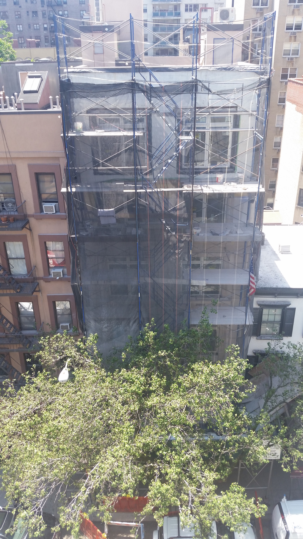 222 east 81st street construction 1 62015