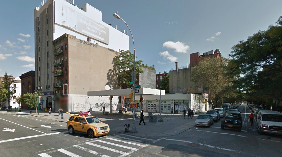 24 Second Avenue in October 2014, image via Google Maps