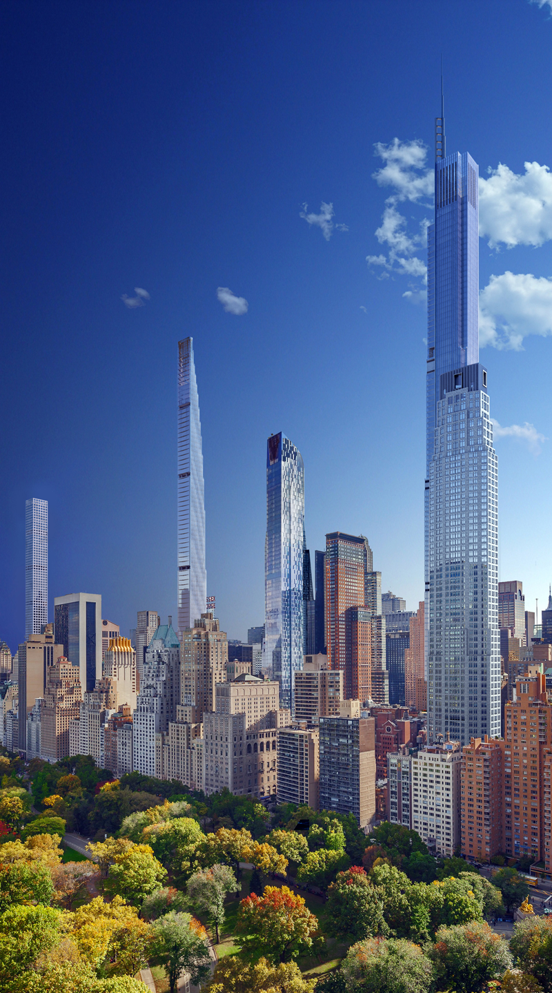 57th Street Skyline