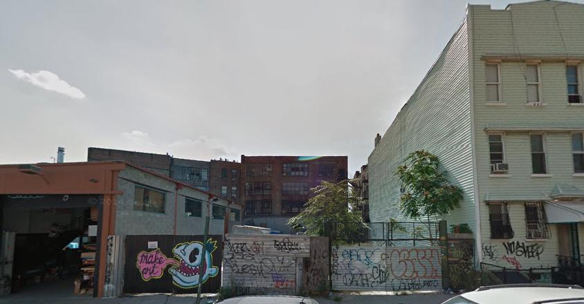 58 grattan street east williamsburg gmaps