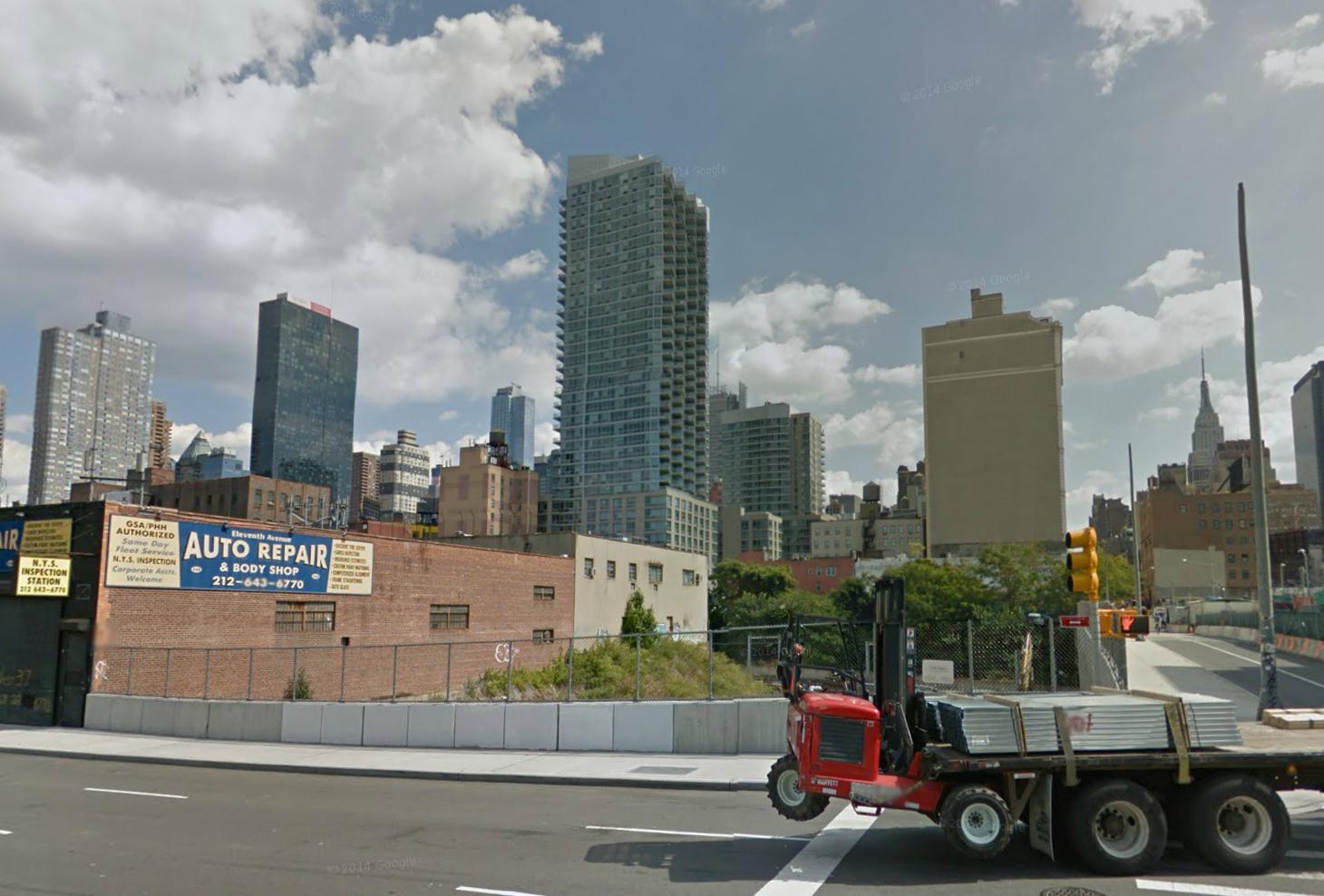 550 West 37th Street