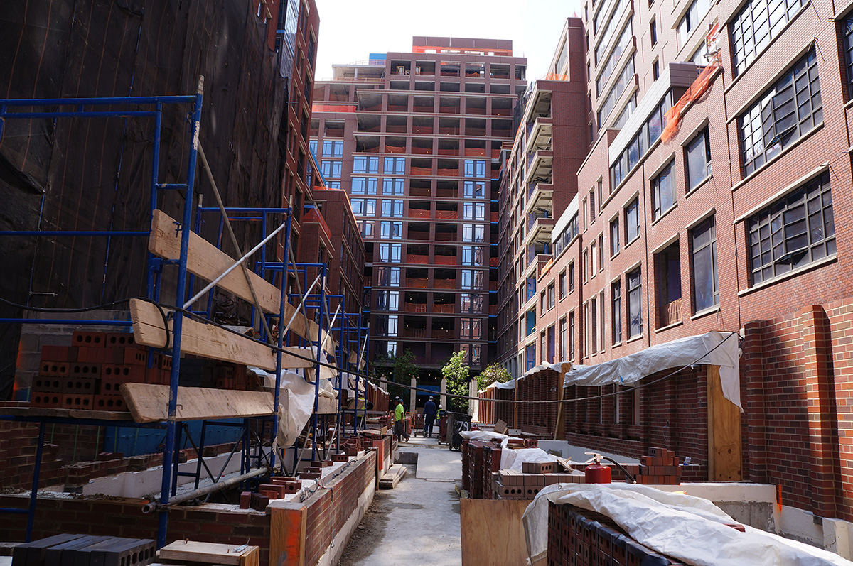 greenwich lane courtyard 1