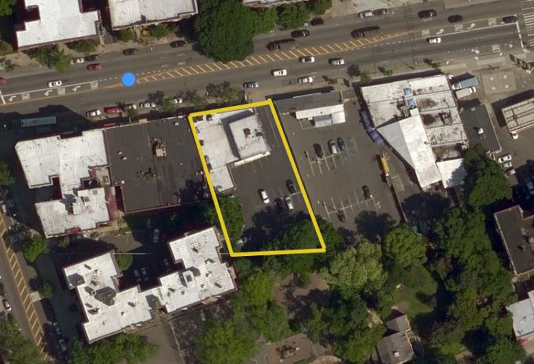 141-26 Northern Boulevard, image via Bing Maps