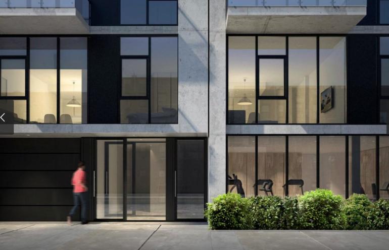 195 Clarkson Avenue, rendering by AB Architekten