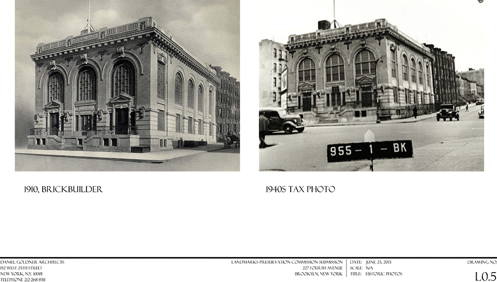 Historic Images of 227 Fourth Avenue