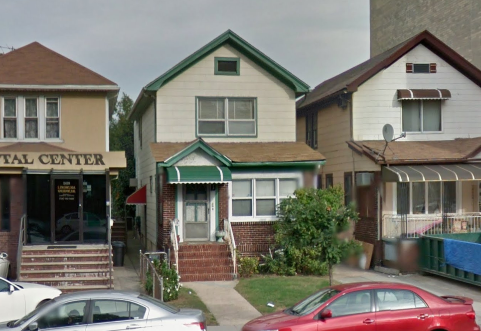 2503 Ocean Avenue, image via Google Maps