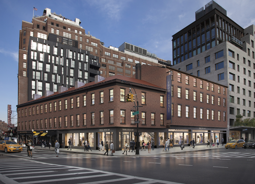 44 Ninth Avenue, rendering via RKF