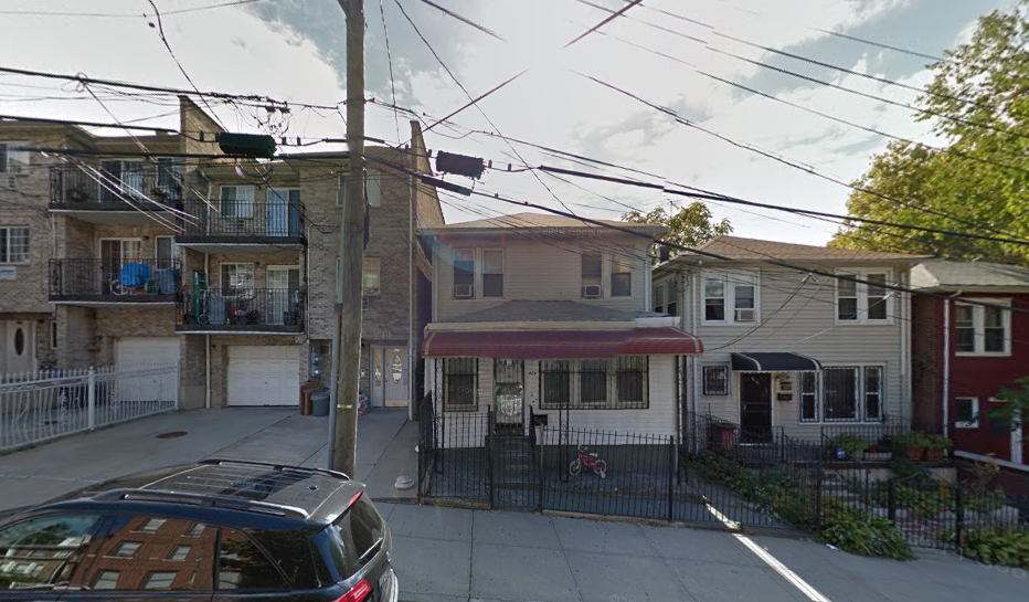 626 East 223rd Street, image via Google Maps