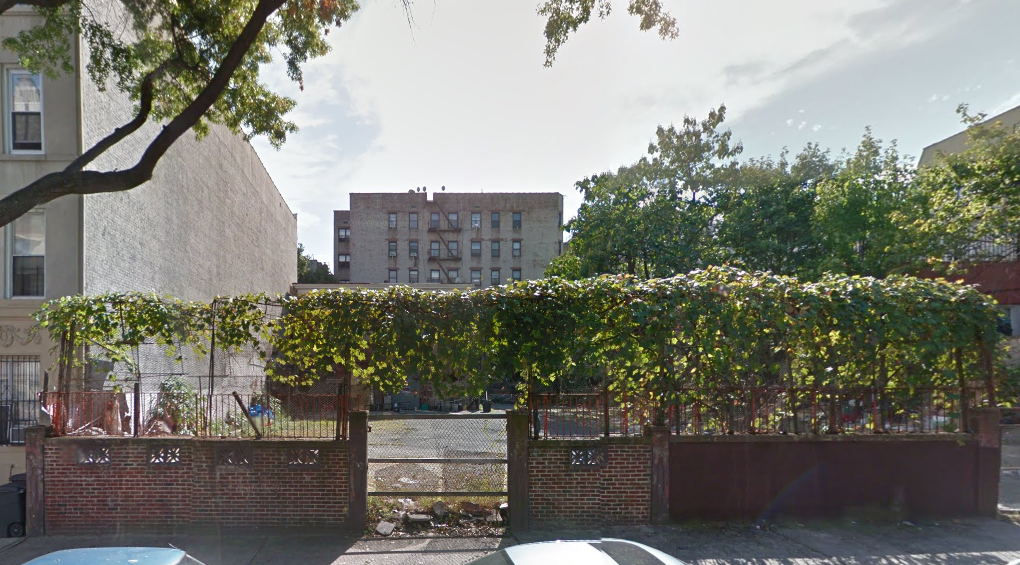 906 Prospect Place, image via Google Maps