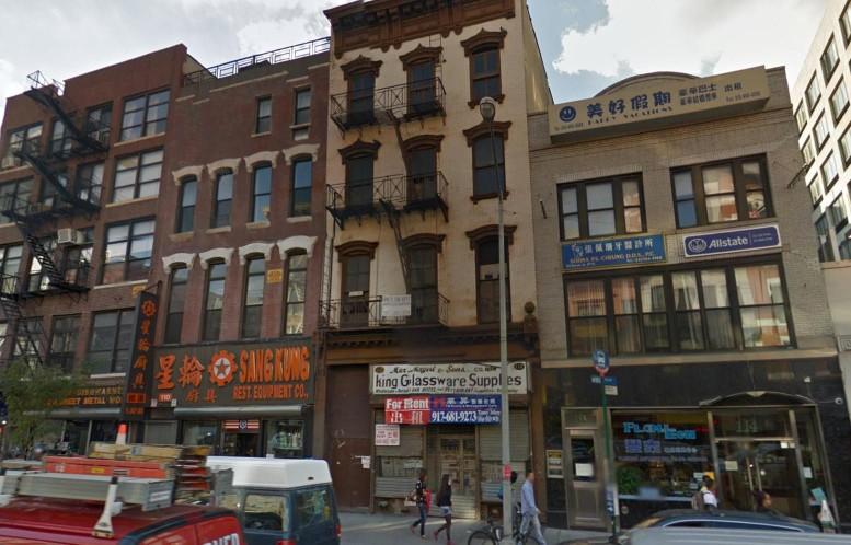 112 Bowery