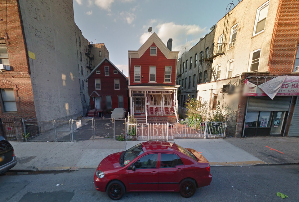 191 and 195 Clarkson Avenue, image via Google Maps