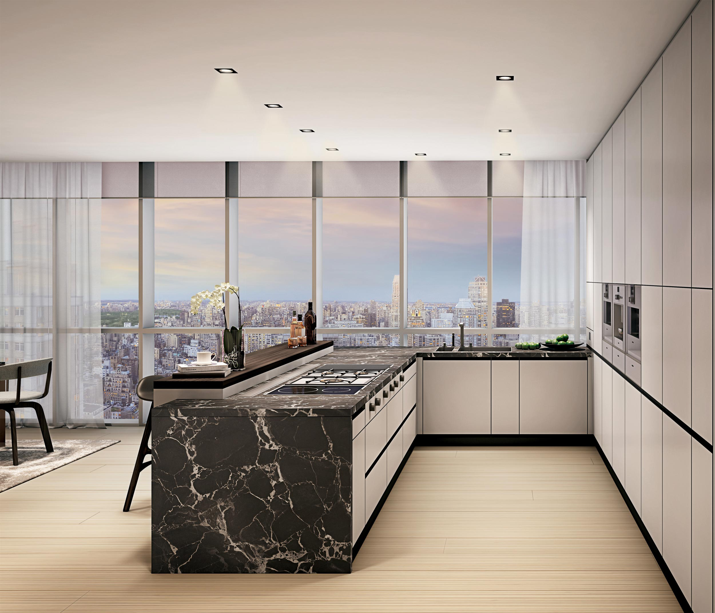 118 East 59th Street, image by Williams New York