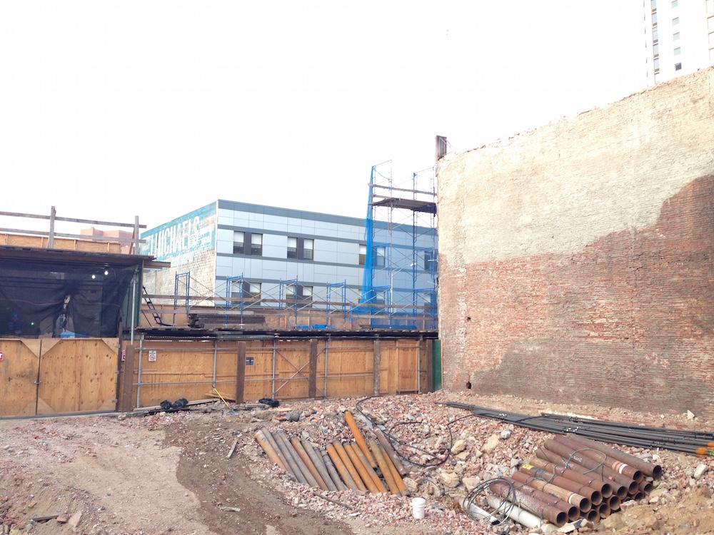 one flatbush avenue demolition 72015